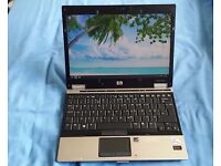 Ultra-portable Windows 10 laptop, Core2Duo 1.8GHz, 3GB RAM, 160GB HD, 11.11 Screen, DVD, Office 2013