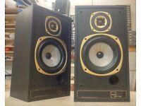 Vintage Tannoy M20 Gold Speakers