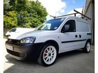 Vauxhall Combo 1.3 Turbo Diesel - 91k miles - Long Mot - EXCELLENT condition