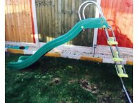 TP Toys Crazy Wave Slide and Step. Excellent condition, hardly used .