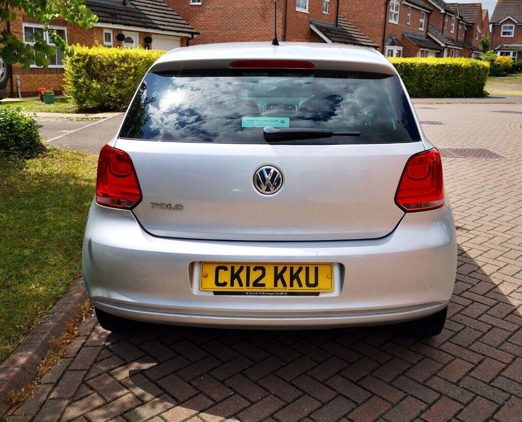 Silver VW Polo Match 1 2l for sale  FSH, MOT until April 2020 | in  Trowbridge, Wiltshire | Gumtree