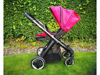 Babystyle Oyster 2 pushchair + carrycot