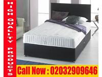King Size frame , bedding Double and single physiocrat