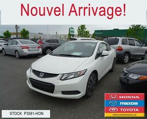 2013 Honda Civic EX+TOIT+SIEGES CHAUFFANTS+BLUETOOTH++