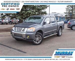 2013 Nissan Titan *4WD *Leather *NAV *Sunroof