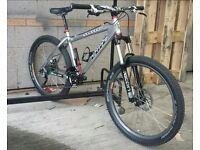 Cove stiffee custom built mountain bike
