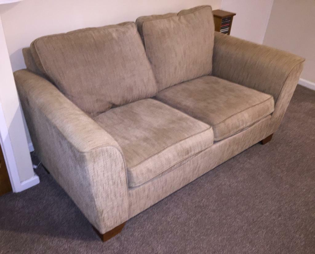SOFAS FROM M&S 2No 2 SEAT SOFAS- REDUCED AS NEED SPACE !! | in ...