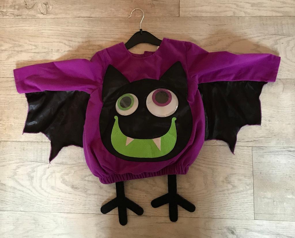 Halloween bat costume
