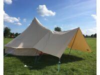 Kokosfaser Halbmond 3m Bell Zelt Matte 6m Von Bell Tent Boutique 4m 5 M