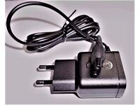 GENUINE PHILIPS - 2-PIN SHAVER MAINS CHARGER LEAD - Brand New - NoTag