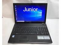 Acer Fast HD Laptop, 500GB, 4GB Ram, Windows 10, HDMI, Microsoft office, Excellent Condition