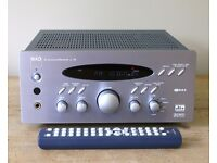 NAD L75 AV Surround Sound / Home Cinema Receiver / Hi-Fi Amplifier + Remote