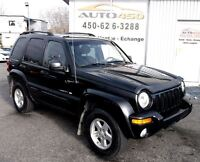 2002 Jeep Liberty LIMITED EDITION **4X4**