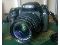 """Samsung GX-10 """"SLR Camera"""""""