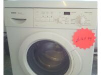 RECONDITIONED BOSCH 1400 SPIN WASHING MACHINE @BODMIN APPLIANCE REPAIRS