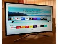 32in Samsung Smart 1080p LED TV Freeview HD WI-FI Warranty