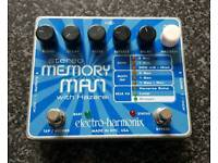 Memory Man delay pedal