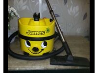 JAMES HENRY NUMATIC HOOVER NOT VAX/DYSON