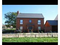 A brand new 4 bed house