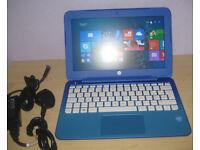HP STREAM 11 WINDOWS 8.1 LAPTOP