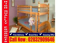 Bunk frame,Double and single bedding copalm