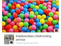 Registered childminder