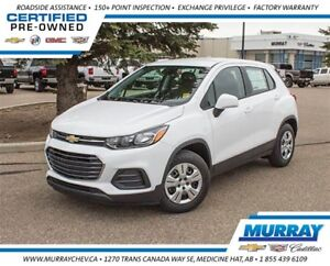 2017 Chevrolet Trax LS *Low KMS! *Backup Cam *Wifi