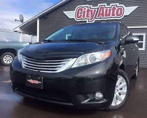 2013 Toyota Sienna XLE 7 Passenger Limited AWD