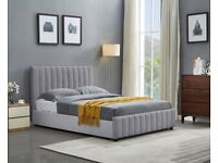 New Lucy ottoman storage bed frame in double/king size