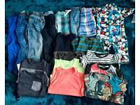 Boys size 4-5 Next clothes bundle