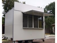 Business trailer for any market place in UK