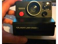 Rare,Polaroid Instant Camera,Polaroid 1000S In Mint Condition,Polaroid 1000 Instant Camera.