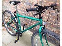 16 inch bike MTB mountain bicycle