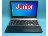 Acer Fast 8GB Ram 750GB HD Laptop Win 10, HDMI, Microsoft office, Boxed Excellent Condition