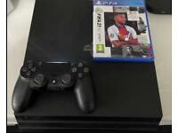 PS4 PRO GEN 2 MODEL WITH FIFA 21