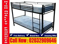 Bunk frame , bedding Double and single pelagianized