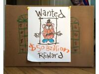 WANTED Childrens Toys/Books