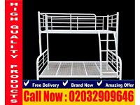 Bunk frame , bedding Double and single veld