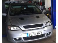 Vauxhall Astra Gsi front bumper plus other parts available