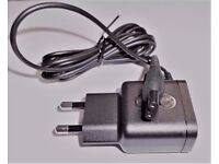 Brand new GENUINE PHILIPS 2-PIN SHAVER MAINS CHARGER LEAD