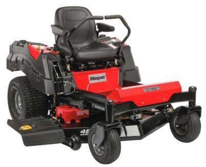 "BRAND NEW MASPORT ZVT4800 48"" ZERO TURN RIDE ON MOWER"