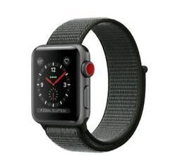 Apple Watch 3 GPS + cellular 42mm