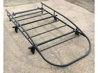 Vauxhall Combo Roof Tray / Rack With Roller - Good Condition - Includes Original Fixings