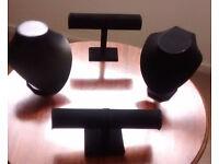 Jewellery Display Stands x 4