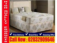 King Size base/frame/bedding Double and single available also