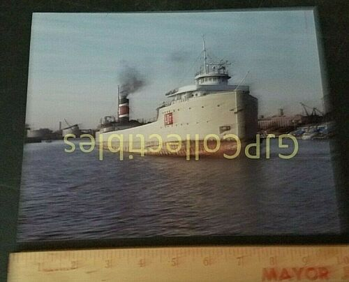 B/W SHIP OCEAN LINER BOAT photo #LIT COLOR PICTURE