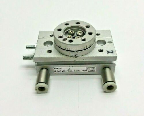 SMC MSQB1AE Rotary Actuator Cylinder Table