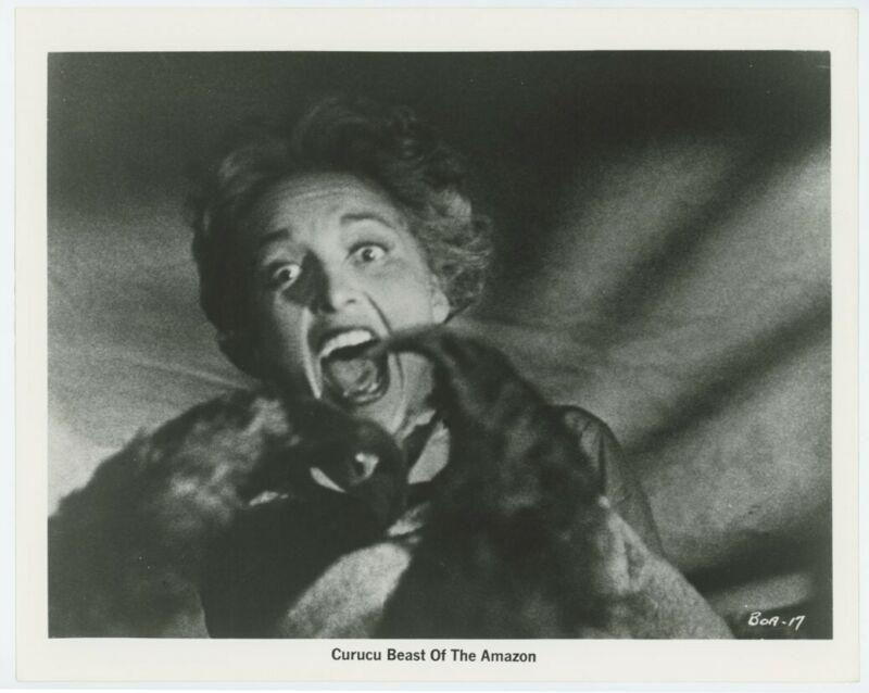 BEVERLY GARLAND original movie photo 1956 CURUCU BEAST OF THE AMAZON
