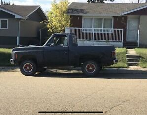 1980 GMC Jimmy custom