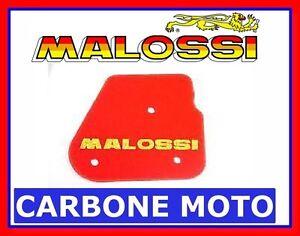 FILTRO-ARIA-MALOSSI-RED-SPONGE-YAMAHA-AEROX-50-2T-LC-COD-1411412